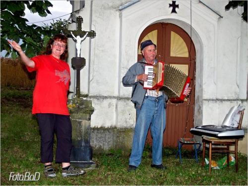 Koncert vBlaničce